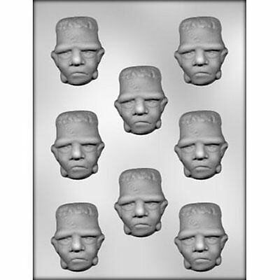 Frankenstein Face Chocolate Candy Mold Halloween Monster Sexy