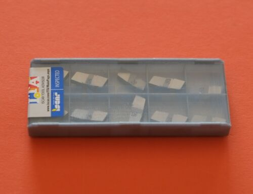 Iscar 10 pcs. GIP 3.740.20 IC20 Carbide Inserts