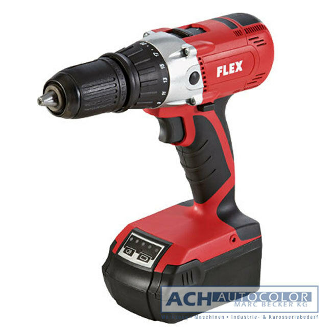 FLEX AD 18,0 3,0 R Akku-Bohrschrauber mit 18,0 V Lithium-Ionen-Technik   390.828