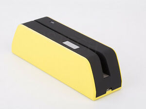 Original Smallest Magnetic Card Reader Writer MSR X6 USB interface