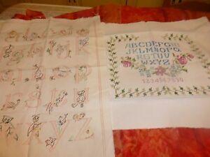Choice-Pretty-Alphabet-Books-Handmade-Hand-Collection-Deco-Room-D-Child