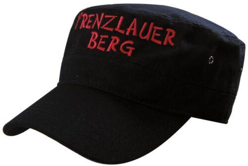 Military Cap Schirmmuetze Kadett Urban Kappe Berlin Text Prenzlauer Berg 60523
