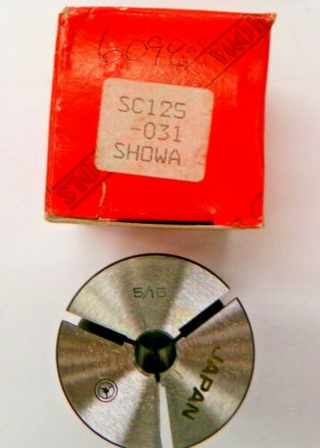 """#SC125-031               E116 Details about  /SHOWA 5//16/"""" STRAIGHT COLLET"""