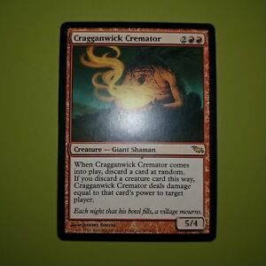 Cragganwick-Cremator-x1-Shadowmoor-1x-MTG-Magic-the-Gathering
