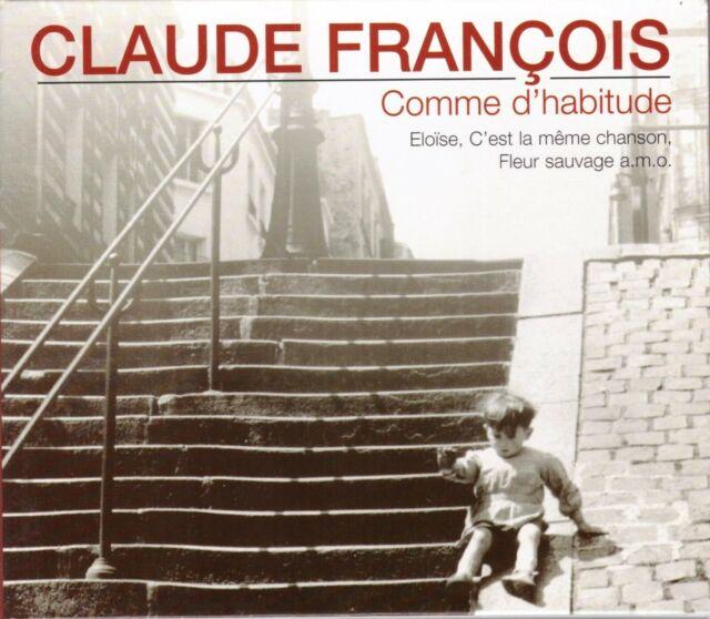 Claude François: Comme D'Habitude - CD