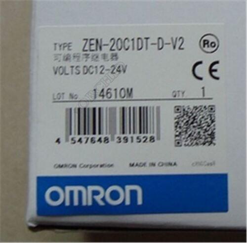 New 1Pcs Omron Relay ZEN-20C1DT-D-V2 ff