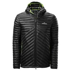 NEW Kathmandu Flinders Lightweight Water-Repellent Warm Men's Down Puffer Jacket