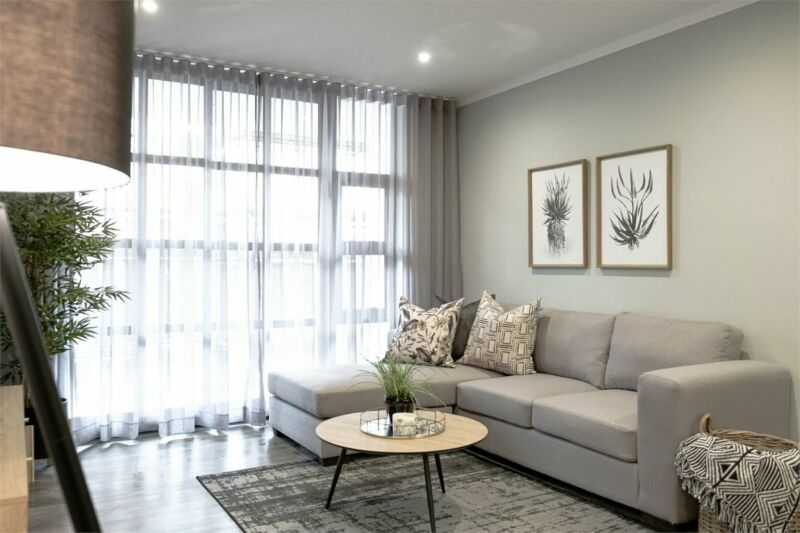Apartment in Johannesburg now available