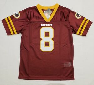 the best attitude e9327 6d232 Details about Washington Redskins Youth NFL Jersey | Kirk Cousins #8 |  Small (6/7) | NWT