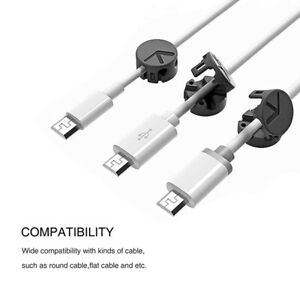 Magnetic-Cable-Clip-Organizer-Management-Desktop-Wire-Cord-Winder-Line-Holders