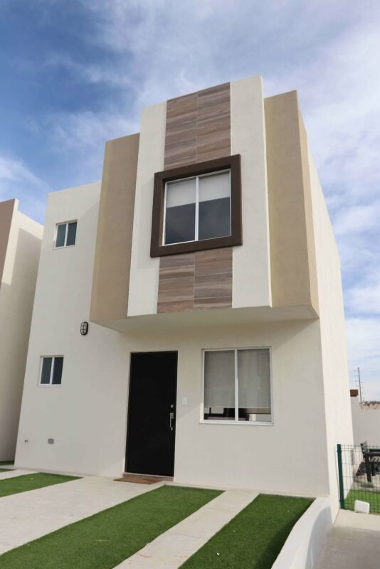 Casa Nueva en Venta de 3 recámaras en Residencial Viñas del Mar, modelo NEBBIOLO