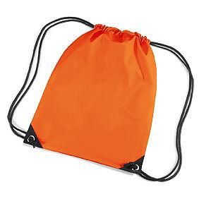 Fashion Style Arancione Con Cordino / Tote / Zaino / Pe / Palestra / Nuoto / Scuola Borsa-e/backpack/pe/gym/swim/school Bag It-it Mostra Il Titolo Originale