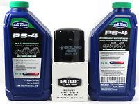 2002 Sportsman 500 6x6 Polaris Oil Change Kit