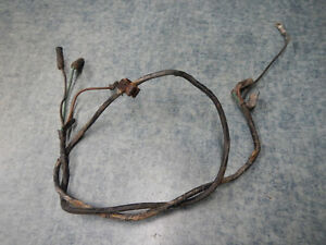 image is loading rear-wiring-harness-1963-1965-cushman-super-silver-