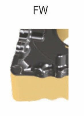 WNMG434//WNMG080416-RA Carbide Turning Inserts Grade PP6125//CVD Coating 10 Pcs