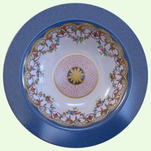Collection de musée boîte décorative en émail floral bols-Pique-nique Parti display