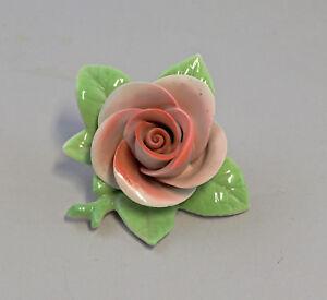 9944161-Porcellana-Figura-Handmodell-Rosa-Rosa-Kammer-H4cm