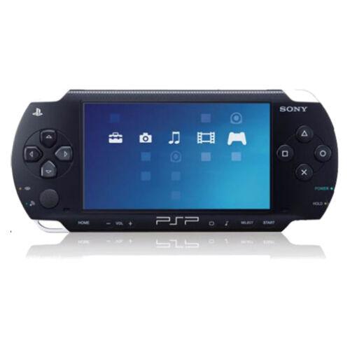 1 of 1 - PSP-1000 Black Handheld System