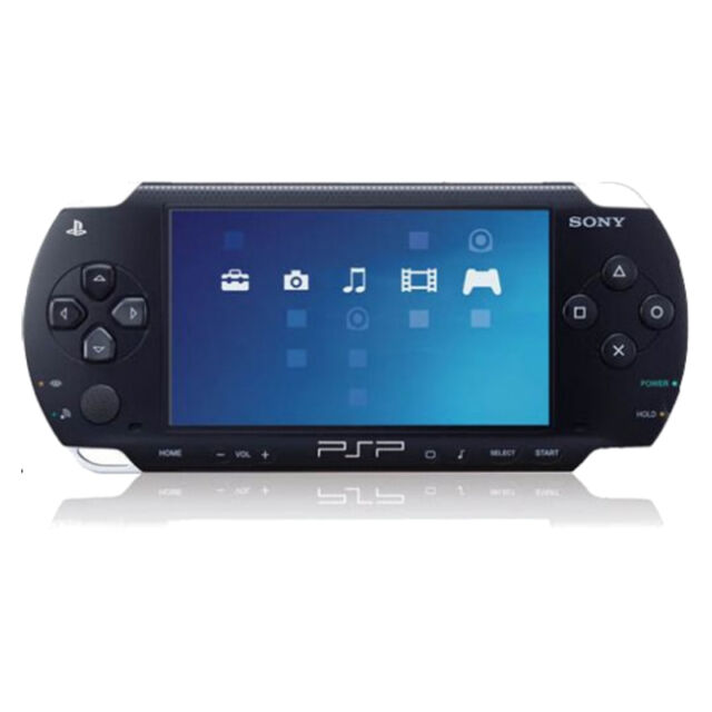 PSP-1000 Black Handheld System