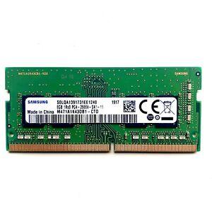 SAMSUNG-8GB-SDRAM-DDR4-PC4-2666V-260-PIN-SO-DIMM-Laptop-Memory-RAM-Upgrade