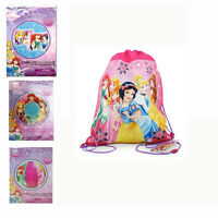 Disney Princess Sling Backpack Bag - Swim Ring Tube - Arm Floats - Beach Ball 3+