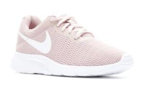 Women's Nike Tanjun Sneakers Rose/White SSC20-176