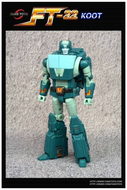 Pre-order Transformers Fans Toys FT-22 Koot G1 CUP MP Action figure Hot