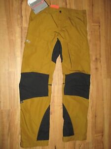 Lundhags Traverse 2 Pant, Outdoorhose, Herren yellow