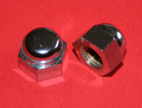 TRIUMPH PRE UNIT ROCKER SHAFT NUTS 70-1435 3//8th  26 TPI