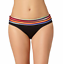 a.n.a Striped Ombre Foldover Hipster Swim Bottoms Size S M Msrp $42.00