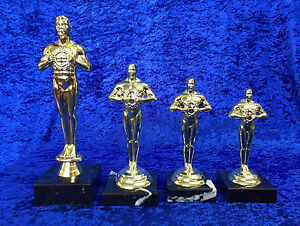 OSCAR-Style-Trophy-Christmas-Office-Party-Joke-Best-Drama-Theatre-FREE-Engraving