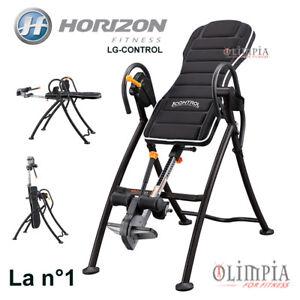 HORIZON-LG-CONTROL-Panca-Inversione-ERGONOMICA-Regol-H-2mt-Portata-160kg