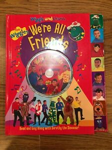 The wiggles we re all friends book