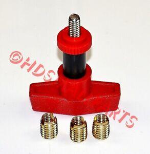 Fairing Brass Insert Repair Kit for Harley FLH/T Batwing Models HDsmallPARTS
