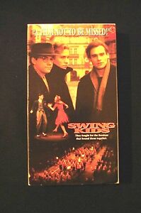 Details About Swing Kids Vhs Christian Bale Barbara Hershey Kenneth Branagh