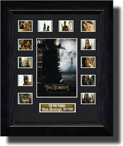 Details about Lord of the Rings The Two Towers film cell Mini Poster fc277c