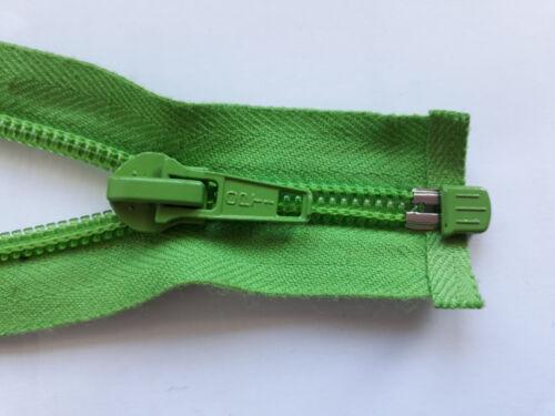 Cremallera manzana verde tamaño 5 divisible Opti Zipper cremallera cipzár Молния