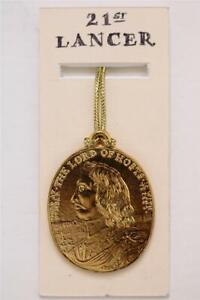 OLIVER CROMWELL THE OFFICERS GOLD DUNBAR MEDAL OF 1650
