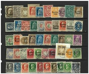 Bavaria - 50 Different Stamps Mixed in Bag Mint & Used