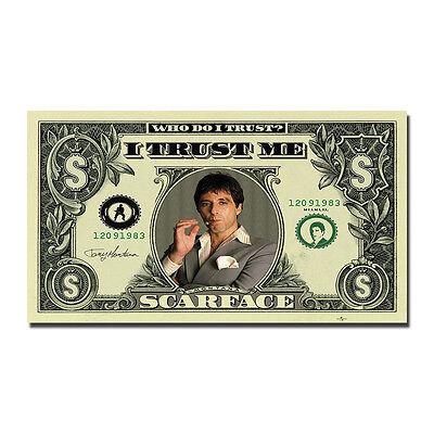 Al Pacino Scarface Classic Movie Art Silk Poster 12x18 24x36 inch