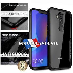 Etui-protection-antichoc-Housse-Premium-Qualite-IPAKY-case-Huawei-Mate-20-Lite