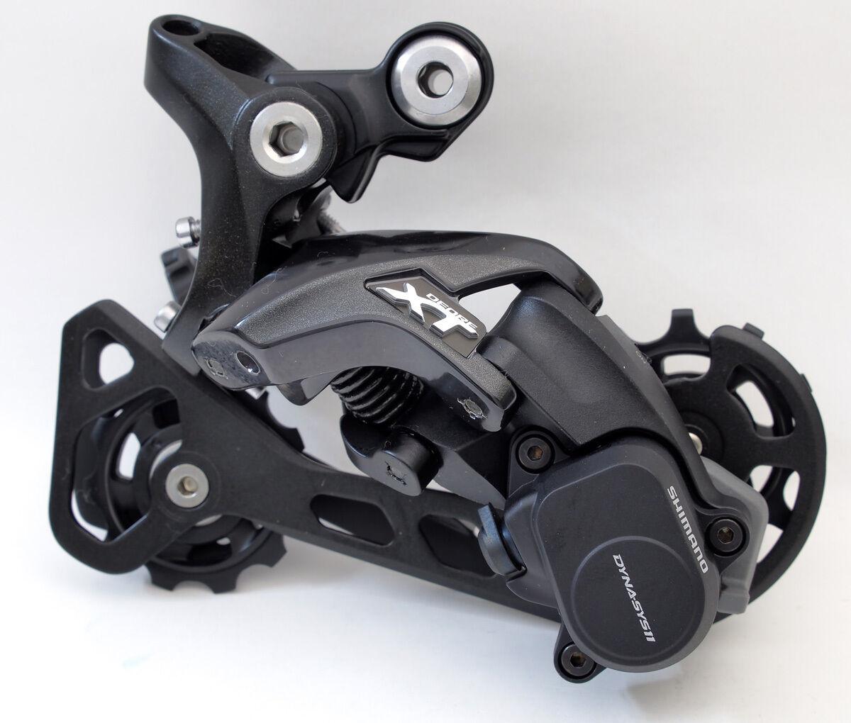 Shimano Deore Xt rd-m8000-gs 11 velocidad desviador trasero, Nuevo En Caja