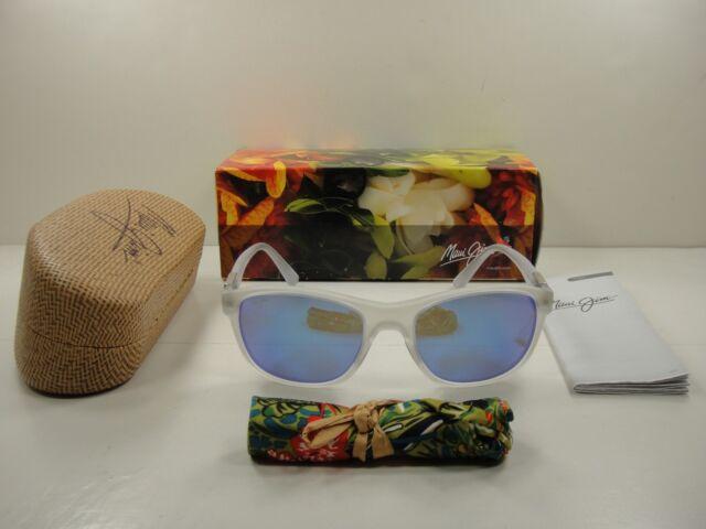 036b7f5d2c4 Women Sunglasses Maui Jim Wakea Polarized B745-05cm 55