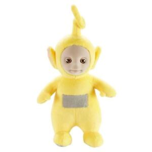 Teletubbies-Authentic-Official-Licensed-Talking-Laa-Laa-Soft-Toy-Yellow