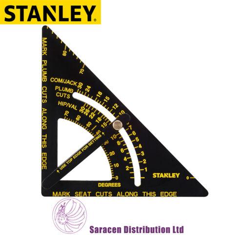 """STANLEY réglable QUICKSQUARE 170 mm 46-053 6 3//4/"""""""