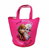 Disney Frozen Elsa And Anna Mini Coin Purse - Pink