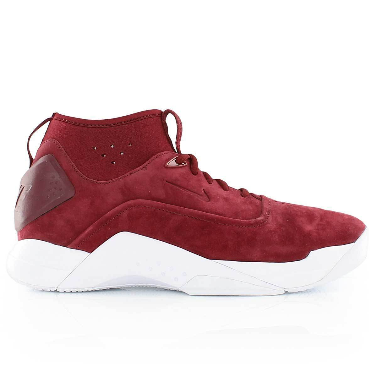 Cheap and beautiful fashion NEW Nike Hyperdunk Low Crft Suede Basketball Shoes, 880881 600 Mens Price reduction