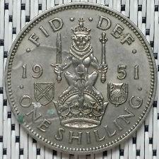 GREAT BRITAIN - 1951 - 1 Shilling George VI #CAVQ