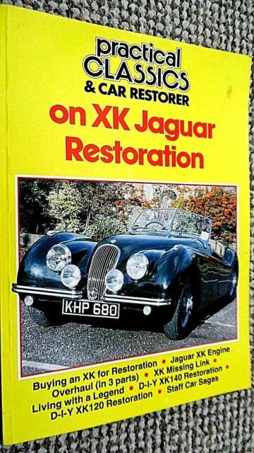 PRACTICAL CLASSICS & CAR RESTORER ON XK JAGUAR RESTORATION (1991)