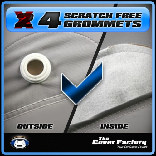Protect Your Car from High Exposure Area of Sun /&//or Snow K 18-LAYER CAR COVER